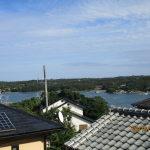 705売住宅志摩市阿児町神明380万円2階から英虞湾見えます