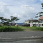 546売土地志摩市阿児町神明 A、Bは、95坪1140万円 面積増減 坪単価 12万円実測精算